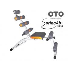 Силовой тренажер OTO Spring Ab SB-54